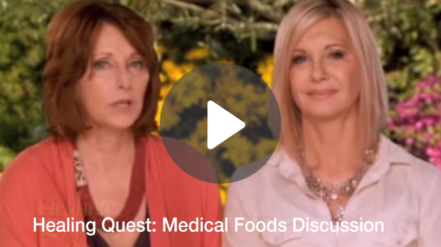 Watch: Healing Quest discusses benefits of Medical Foods.